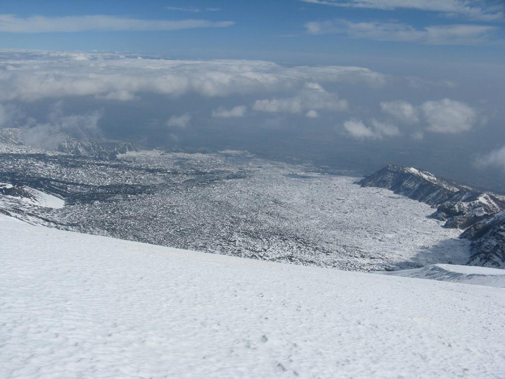 La valle del Bove