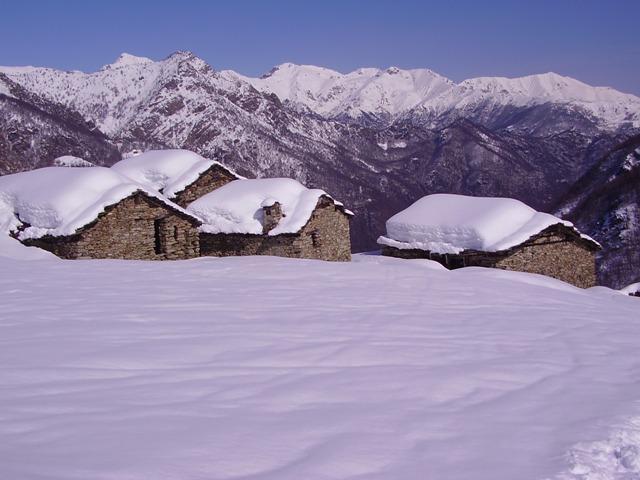 Pian Belfè  ma quanta neve c'è ancora!!??