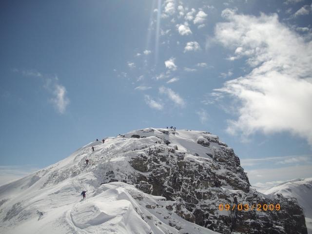 Metchit (Peak) da Govedartsi (Bulgaria) 2009-03-09