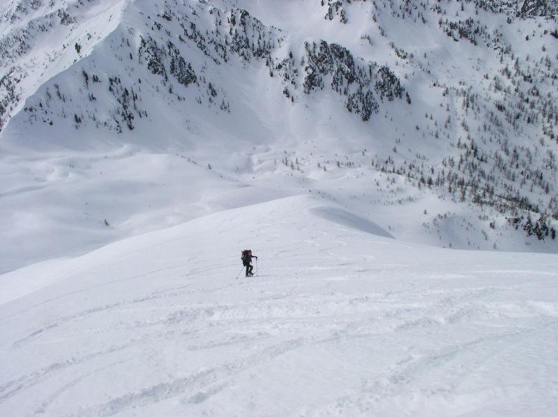 Steliere (Monte le) da Bagni di Vinadio per il Vallone Insciauda 2009-03-14
