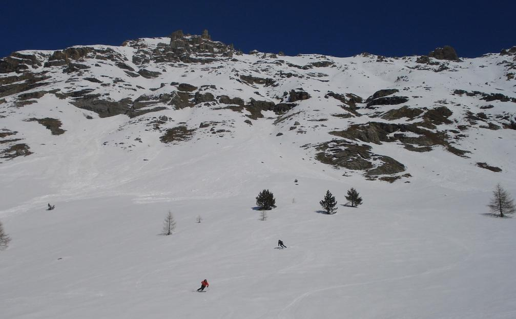 Bouillagna (Monte) Parete Sud 2009-03-15
