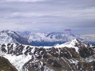 Dal Monte Brione: il Cancan e la vecchia strada militare
