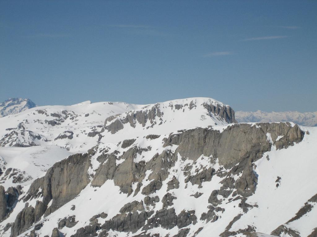 Cima delle Saline (sullo sfondo)