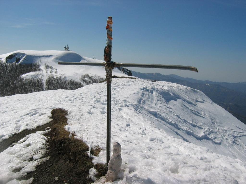 Maggiorasca (Monte) da Rocca d'Aveto 2009-03-17
