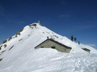 Cresta Sud-Est, rifugio Mombarone