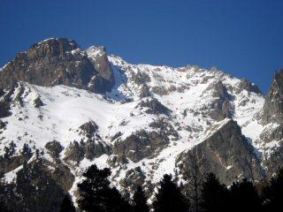 Punta Corsica - parte alta