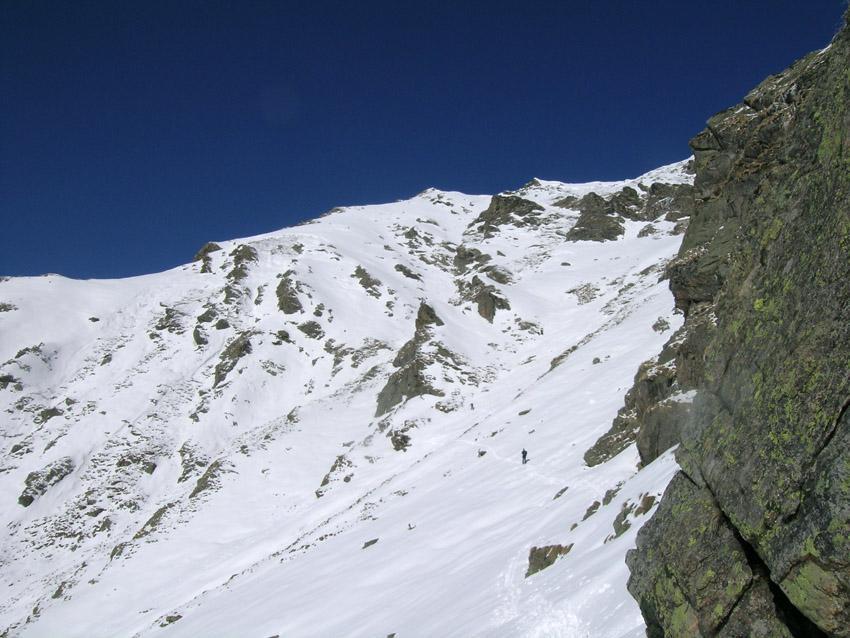 Passaggio chiave alpe Q. 1957m