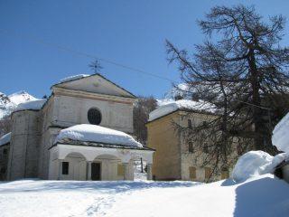 La chiesa di Trovinasse