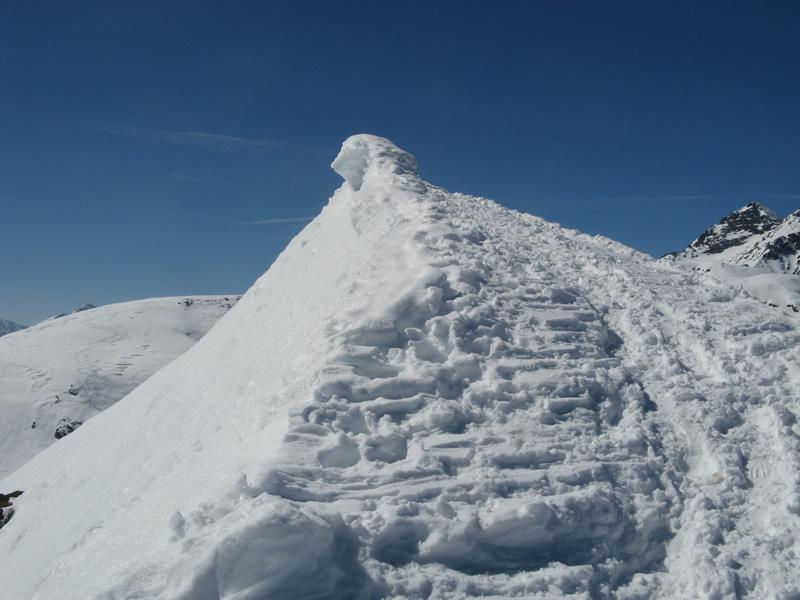 La Sfinge del Monte Marmottere