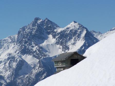 Tsa Fontaney (Alpe) da Porliod 2009-03-22