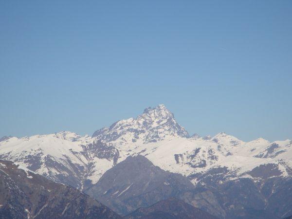 Monviso dall'Alpe