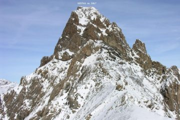 panorami dalla cima : la Meyna (8-1-2006)