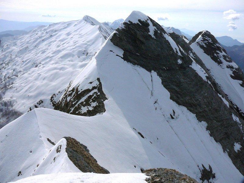 Cavallo (Monte) Canale Ceragioli 2009-04-04