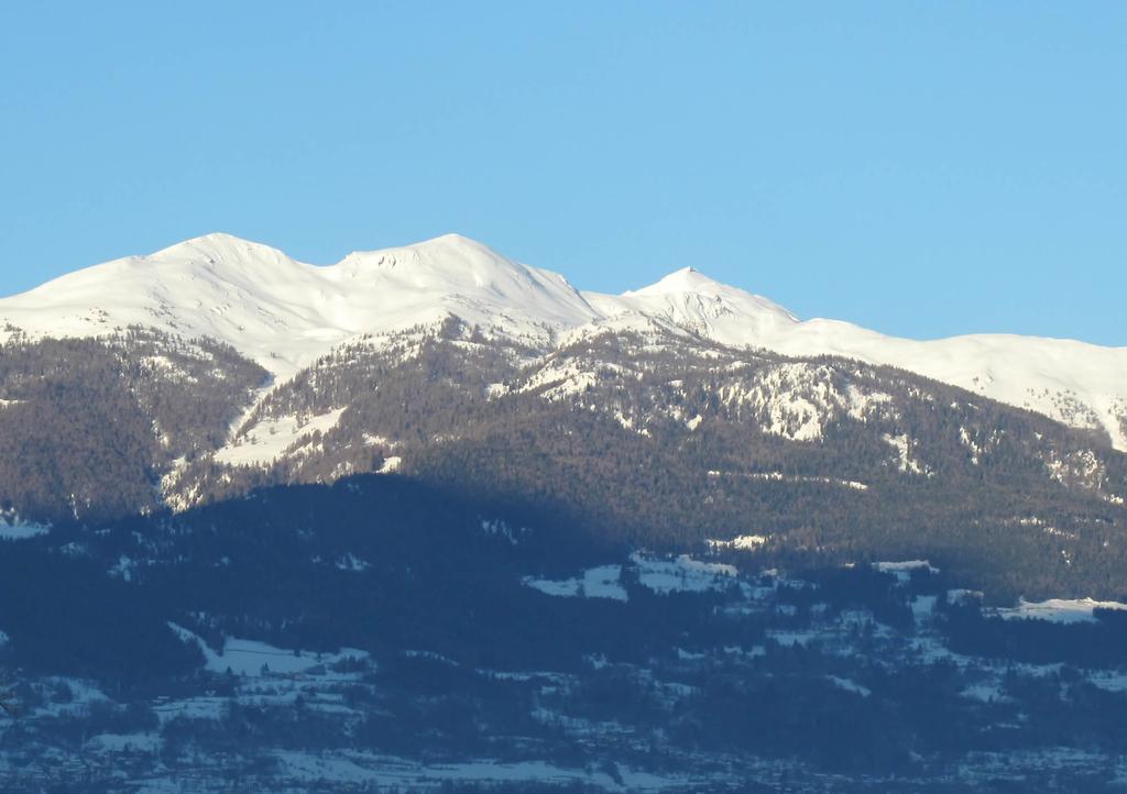Vista da Aosta