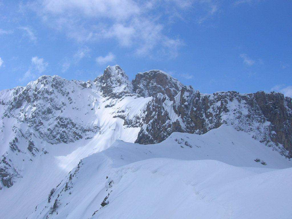 panoramica sul monte cassorso