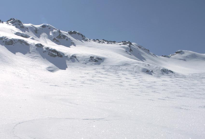 ghiacciaio Joeri