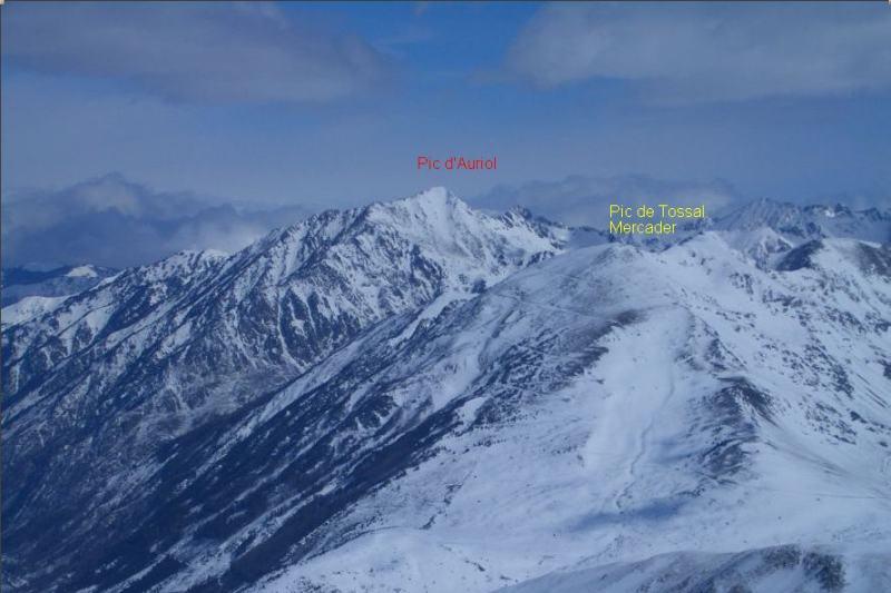 Tossal Mercader (Pic) e Querforc (Pic) dal col de Puymorens 2007-04-18