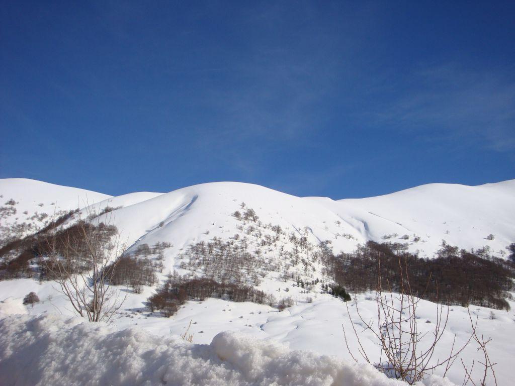 Serra Pantanella da San Lorenzo 2009-01-19