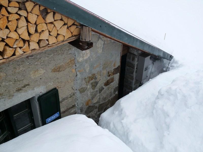 Quota neve 4 metri