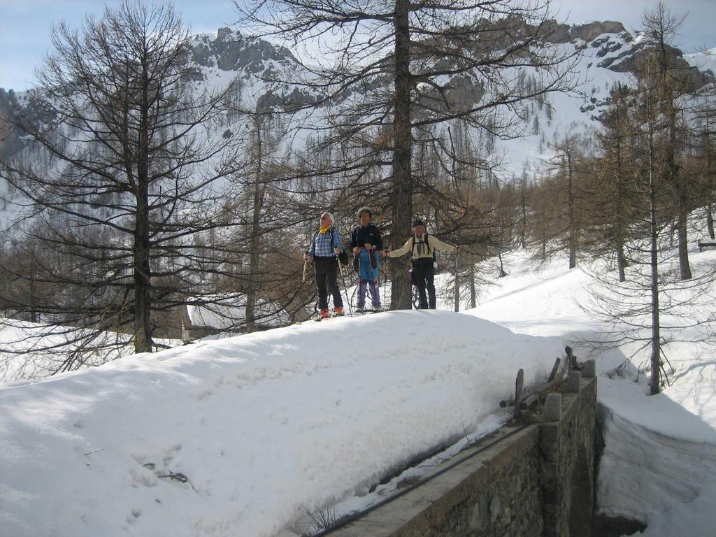 Il ponte sul t. Fontanalba