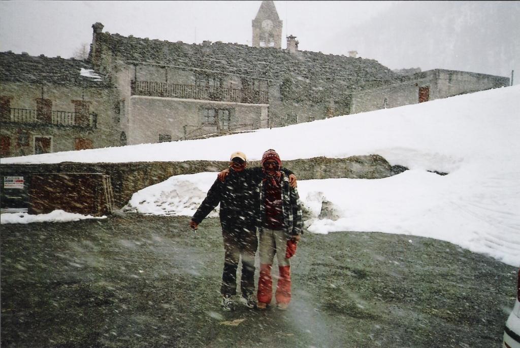 Bicocca (Colle della), quota 2440 m a O/SO da Chiesa 2009-04-29