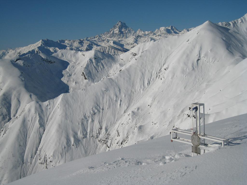 Vista sul Monviso