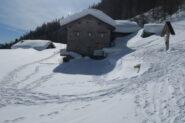 Rifugio Chaligne   I   Refuge Chaligne   I   The Chaligne Hut   I   Die Hütte Chaligne   I   Refugio Chaligne