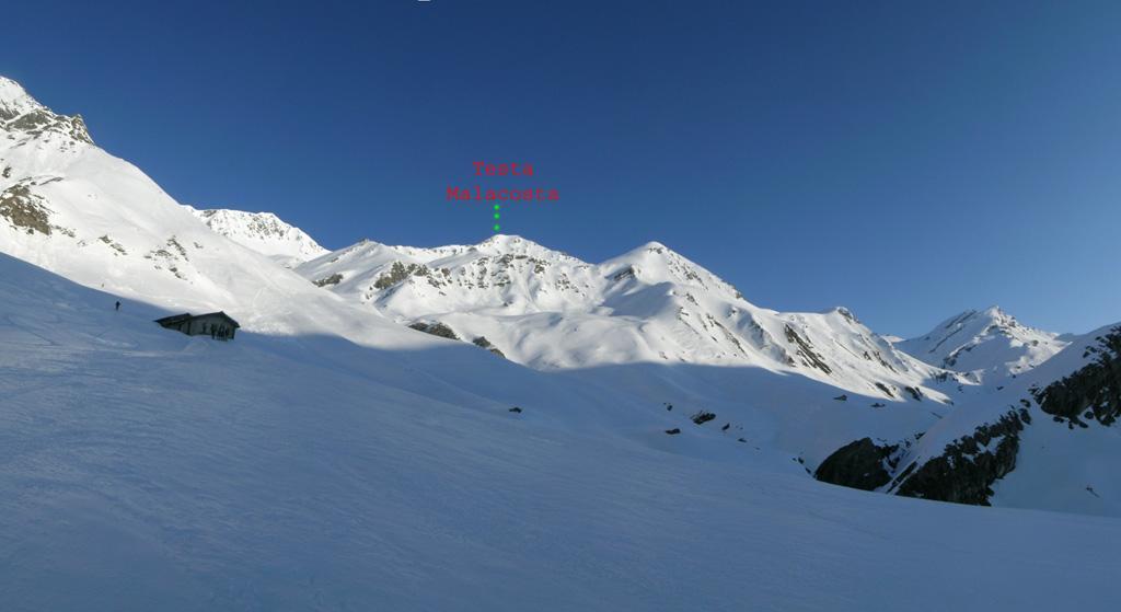 Grange Rui a 2476m
