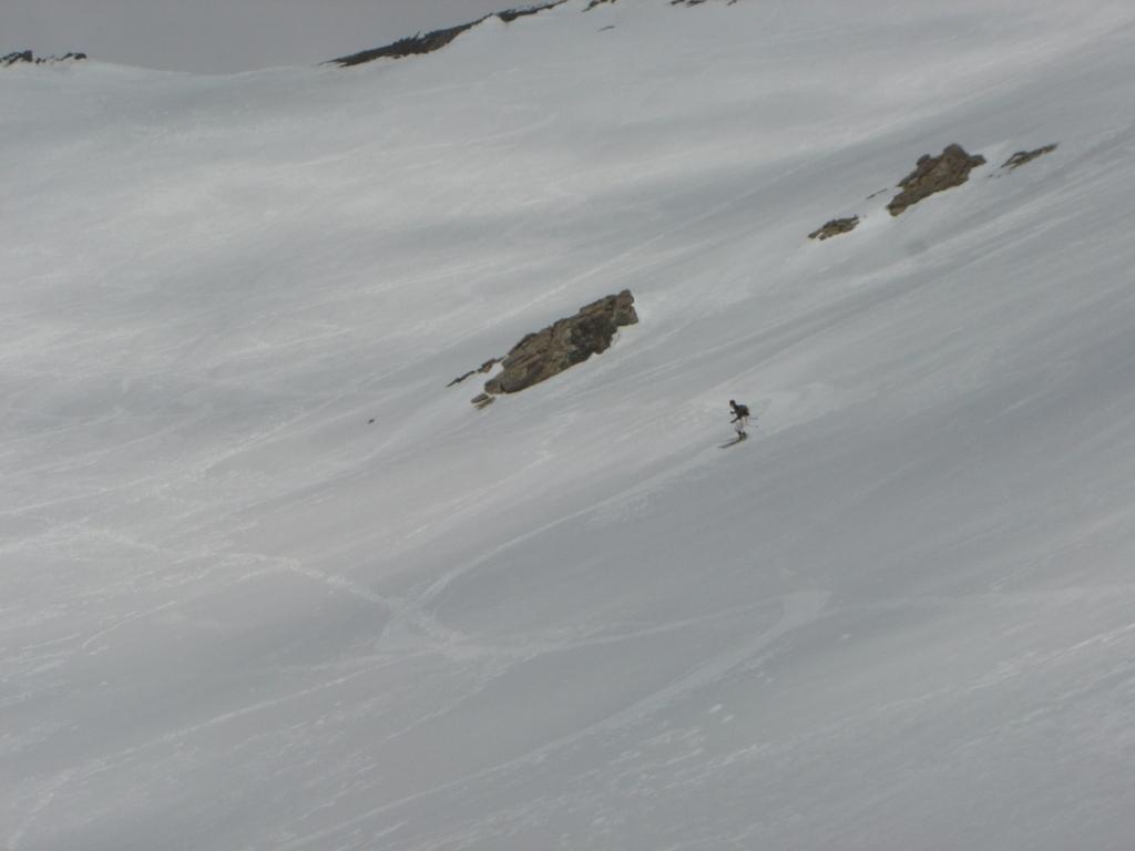 ultime curve su neve trasformata