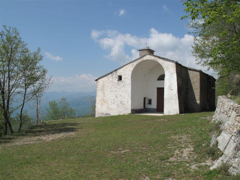 Chiesetta santuario di San Calogero