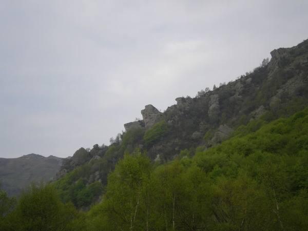 Mompellato (Falesia di) Avancorpo 2007-05-27