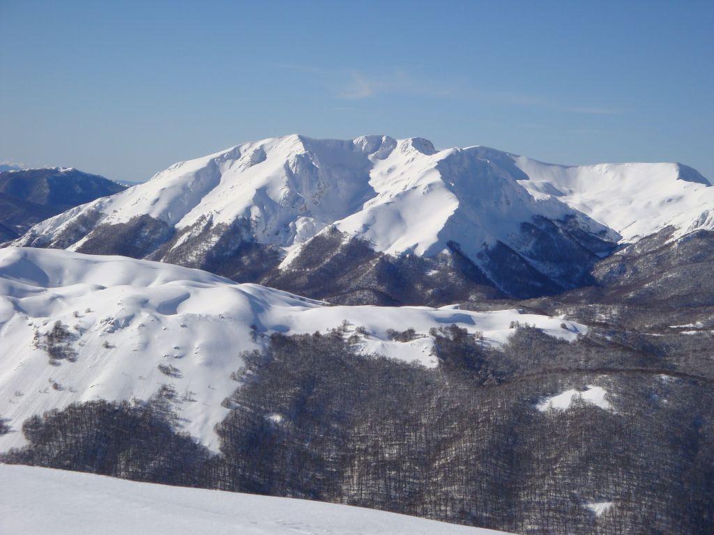 Marsicano (Monte) per Valle Orsara 2009-01-19