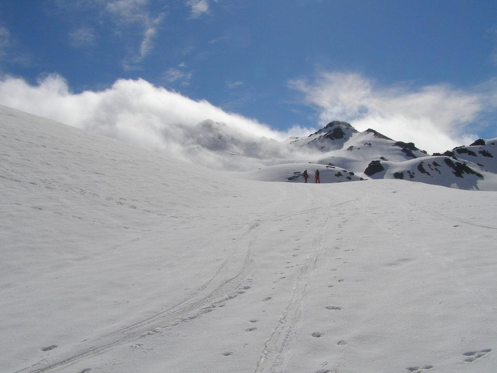 Gimont (Mont) da Monginevro per la Valle dei Mandarini 2009-05-17