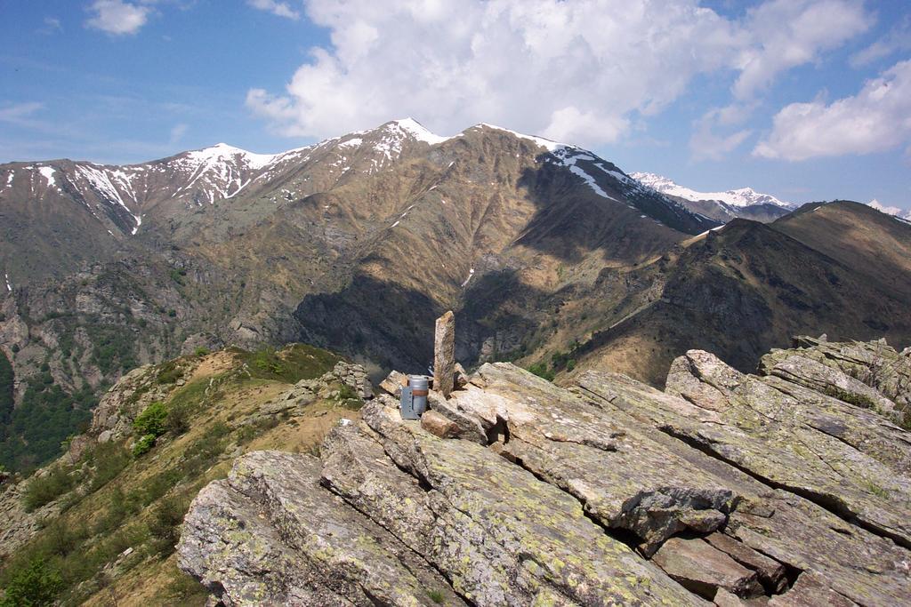 Cristetto (Monte) da Cumiana 2009-05-20