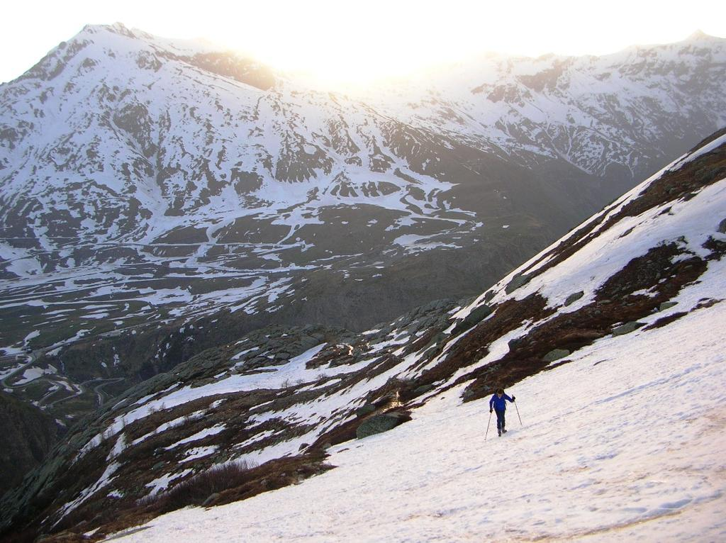 Mettiamo gli sci (2200 m ca.)