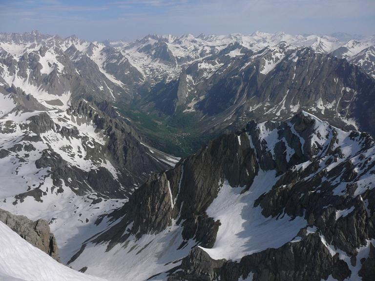 Vastissimo panorama (qui verso l'alta val Maira)