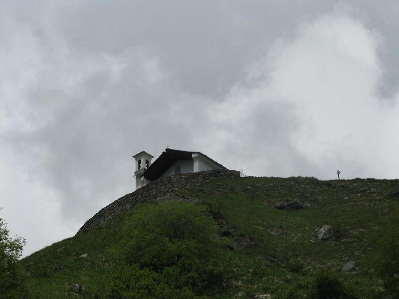 Il Santuario della Madonna del Ciavanis