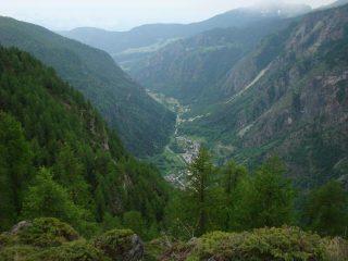 fondovalle  Valtournanche