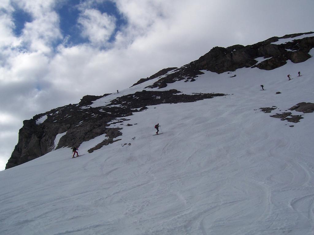Clariden versante nord dal Klausenpass 2009-05-31