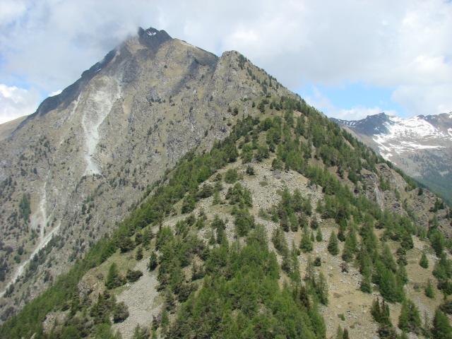mont Jetire e Zerbion