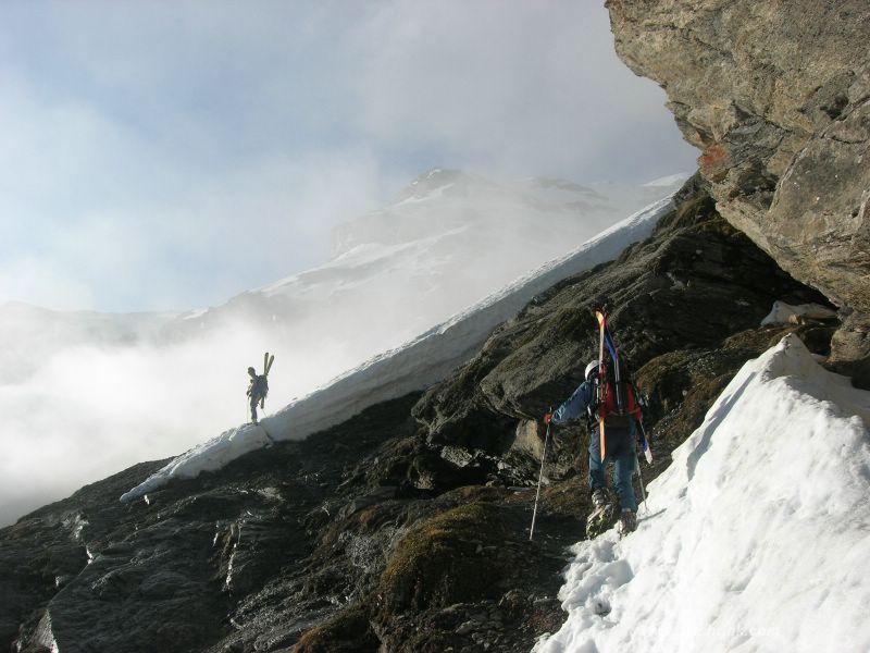 secondo nevaio e seconda balza