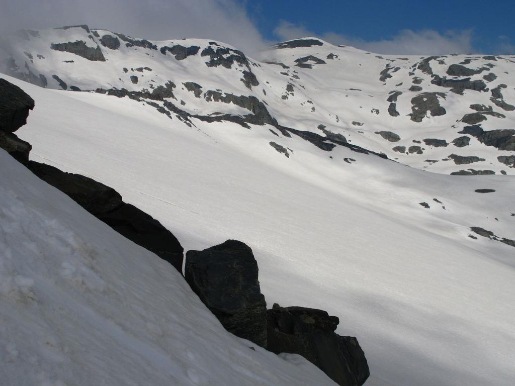 Miravidi (Monte) dal Colle del Piccolo San Bernardo per il Ghiacciaio d'Arguerey 2009-06-06