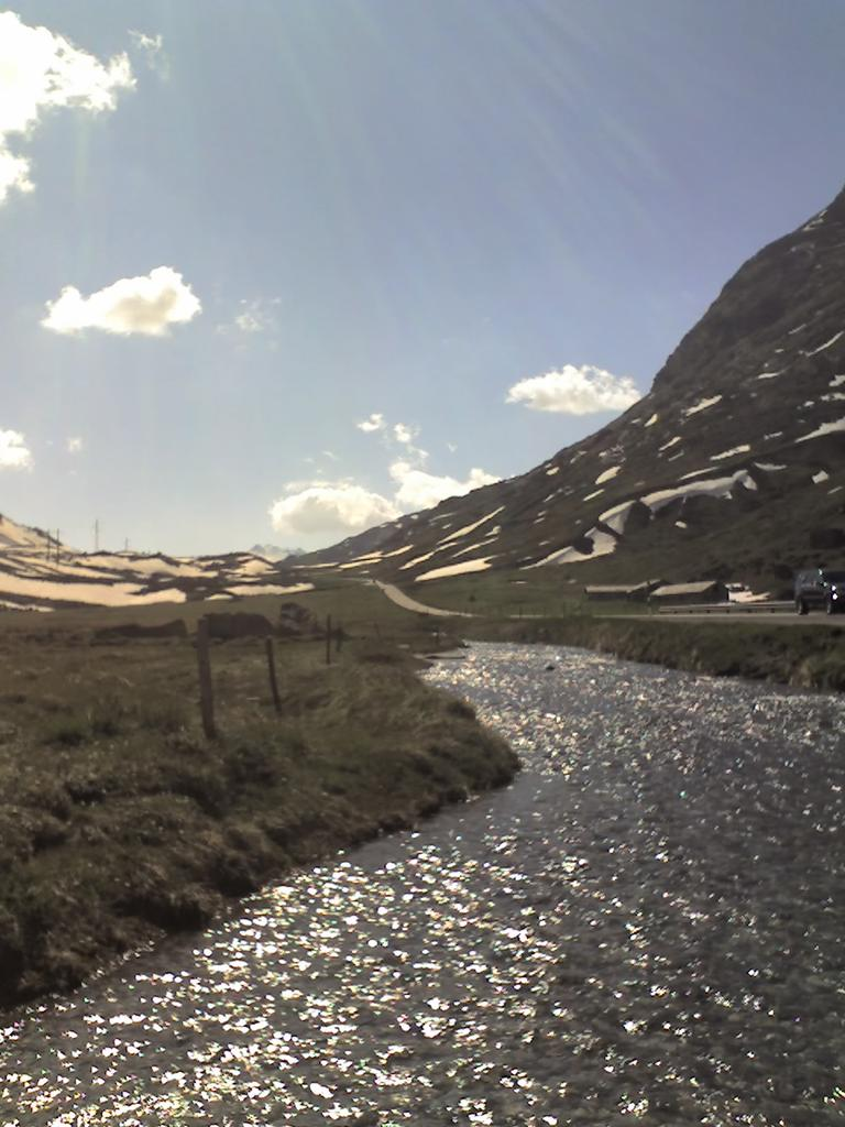 verso il Julierpass