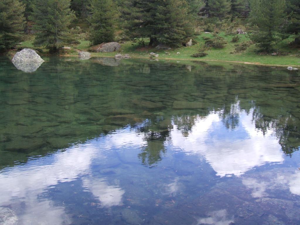 Il lago Secco.