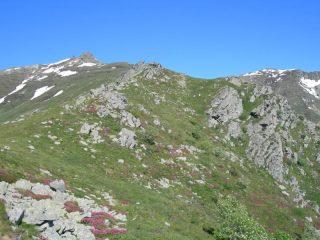 Risalendo la Costa Valcaira