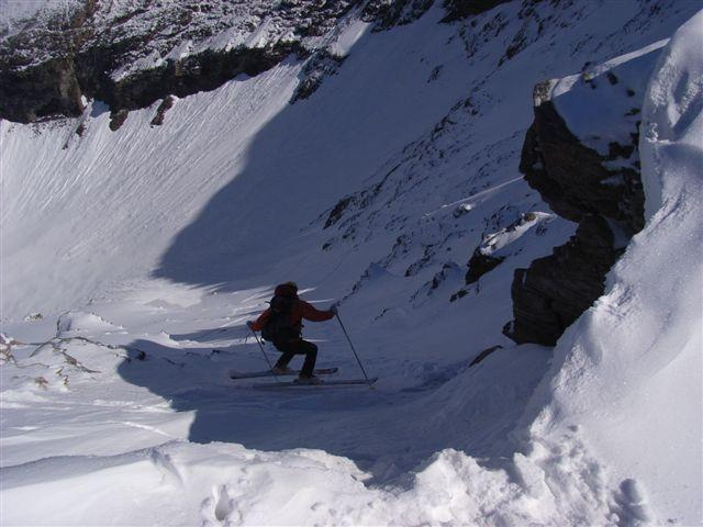 Fond d'Orset (Pointe du) parete O 2009-06-07