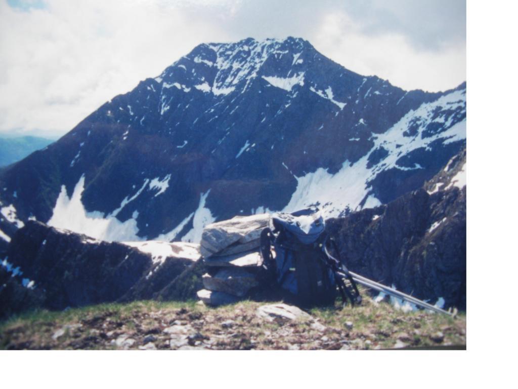Il Monte Doubia dalla Cima Nonassa