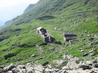 Alpe Arzola dall'alto