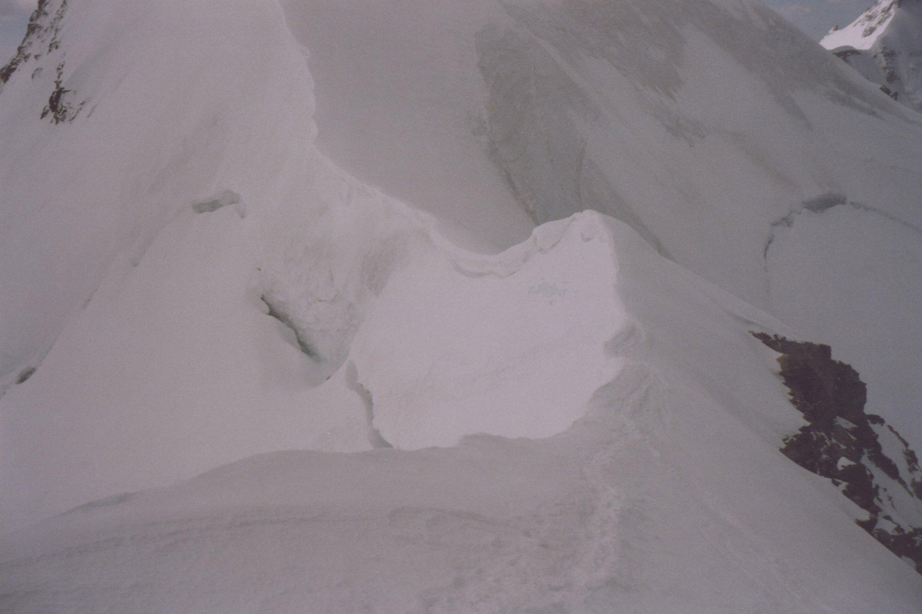 cresta nevosa