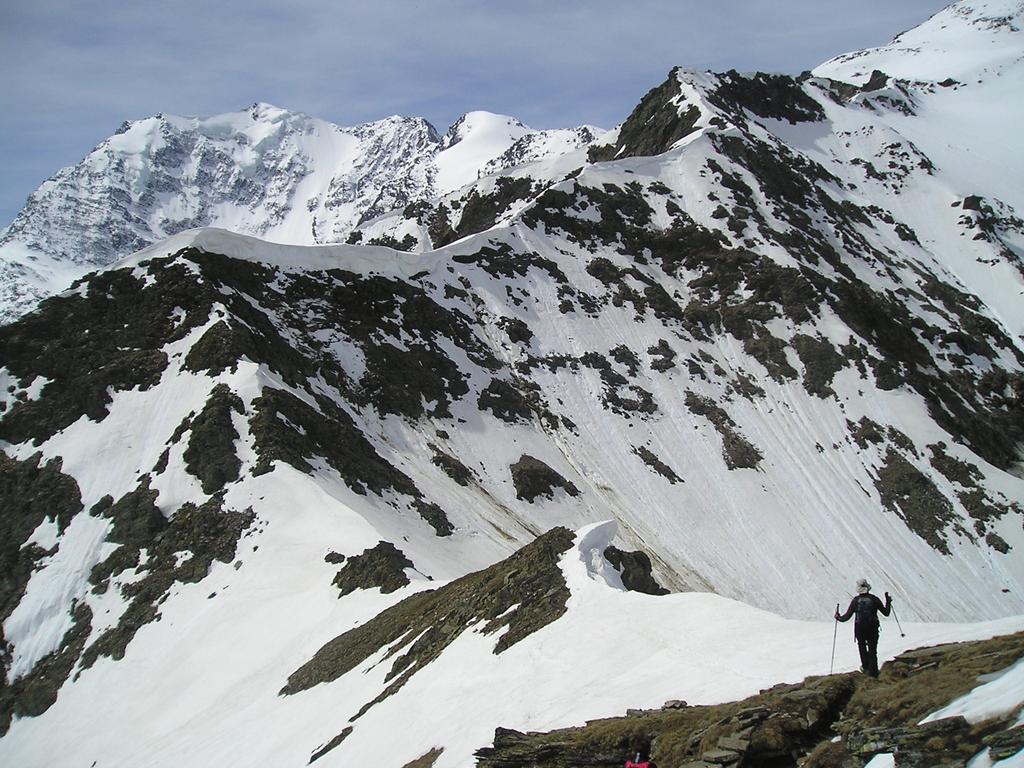 La cresta dello Schilthorn non è più percorribile con gli sci